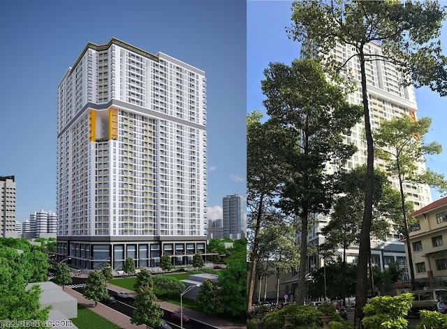 Chung cư cao tầng Nguyễn Kim kèm bản vẻ CAD tham khảo