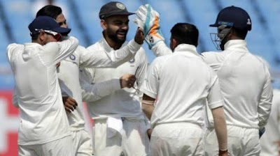 भारत की टेस्ट क्रिकेट में सबसे बड़ी जीत, फिरकी में फंसकर ढाई दिन में हारी वेस्टइंडीज