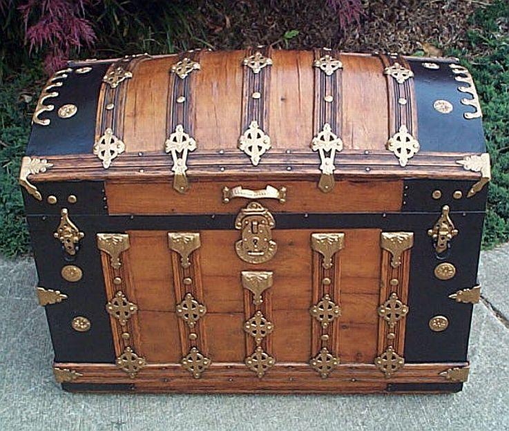 Antique Furniture Parts