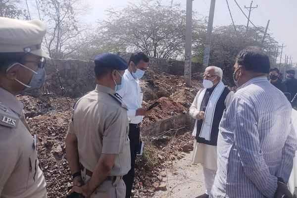 haryana-cm-manohar-lal-visit-faridabad-city-news