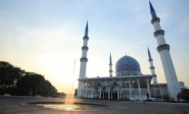 Semua Masjid dan Surau Kebenaran Jumaat di selangor solat jumaat