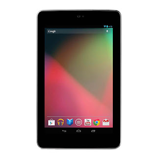 Harga Asus Google Nexus on the 7th 3G 32GB Android 4.2 Jelly Bean