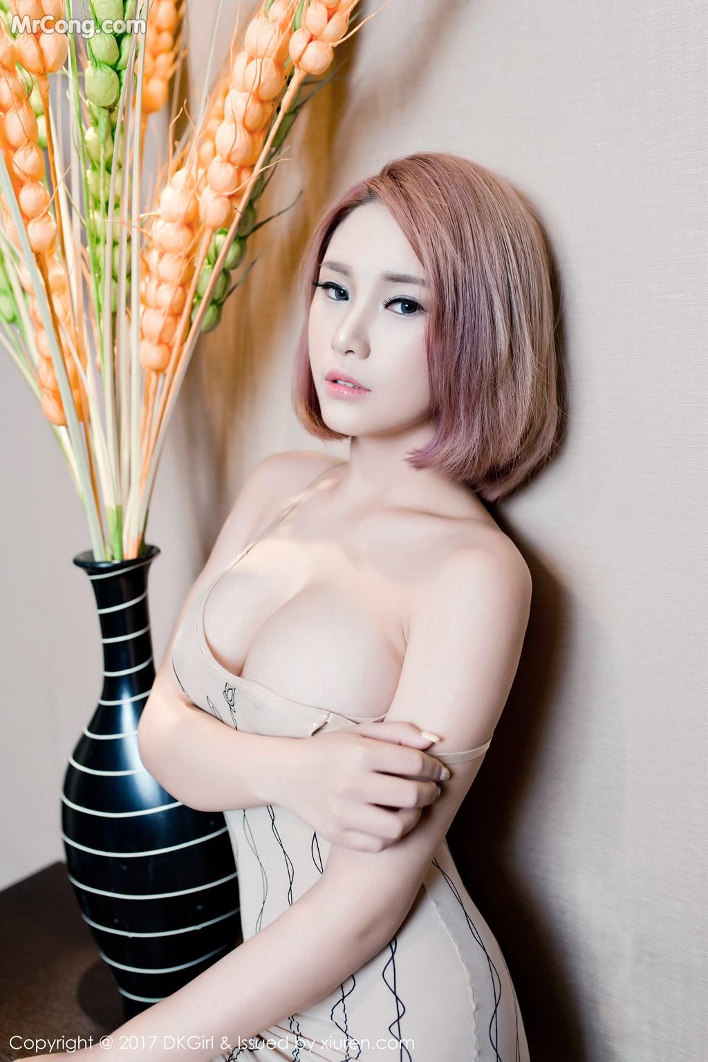 Image DKGirl-Vol.045-Meng-Bao-Er-BoA-MrCong.com-032 in post DKGirl Vol.045: Người mẫu Meng Bao Er (萌宝儿BoA) (56 ảnh)