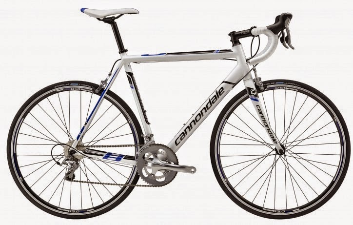 Cannondale Club: Cannondale CAAD8 Tiagra 6