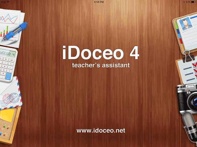 iDoceo 4 iPad App for Teachers