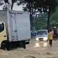 Banjir Surut, Aktivitas Warga Cilacap Mulai Normal