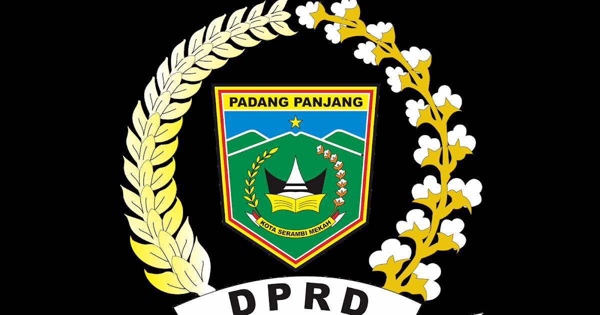 Logo Dprd Padang Panjang Vector Cdr Png Hd Gudril Logo Tempat Nya Download Logo Cdr