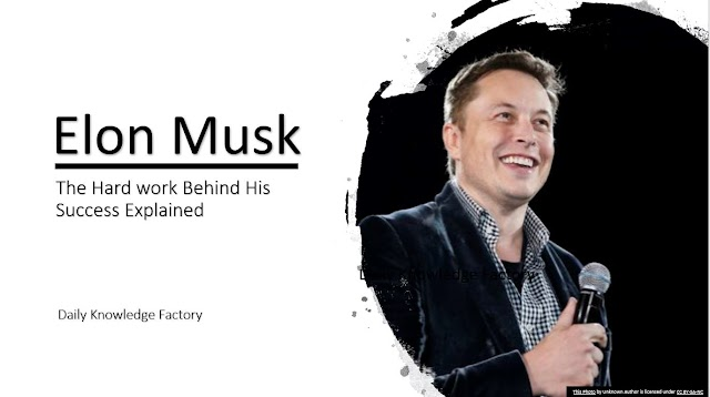 Biography of Elon Musk: Motivational Success Story of Elon Musk