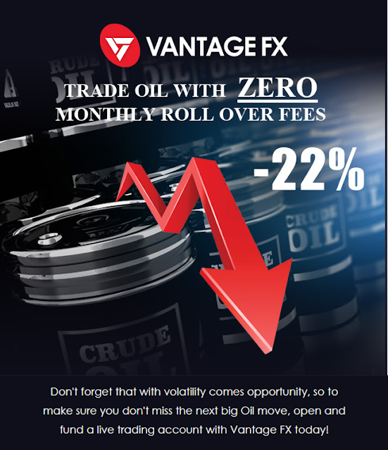 Trade OIL with ZERO  Monthly rollover fees