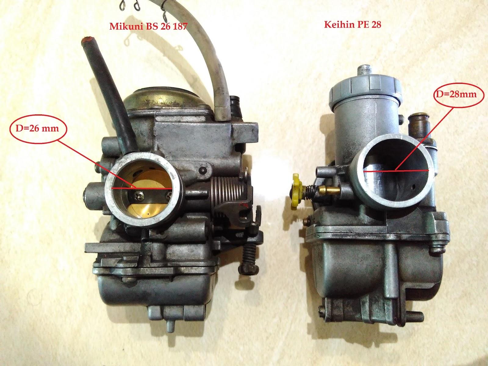 Cara Setting Karburator Pe 28 Cara Perawatan Karburator
