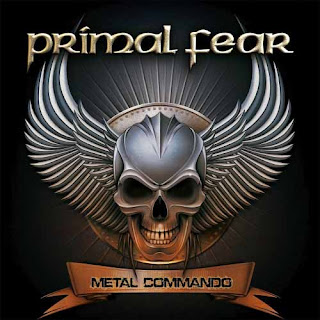 "Ο δίσκος των Primal Fear - ""Metal Commando"""