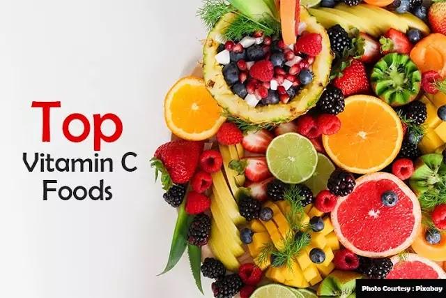 Top Vitamin C Foods - टॉप विटामिन सी फ़ूड