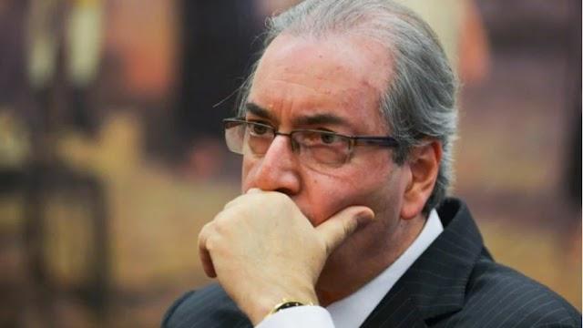 Eduardo Cunha tem prisão revogada pelo TRF-4