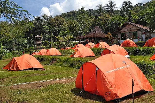 Paket Camping Jogja 2 Hari 1 Malam – Dewi Tinalah Kulon Progo