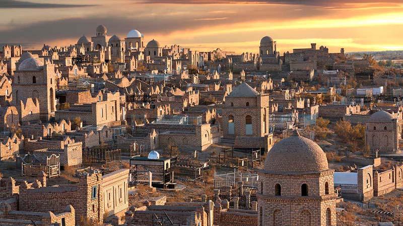 Uzbekistan Diprediksi Jadi Destinasi Teratas 2020