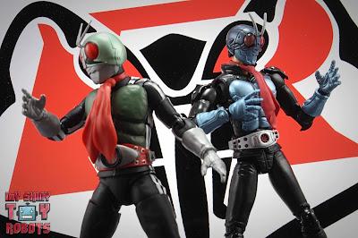S.H. Figuarts Kamen Rider 1 (THE FIRST Ver.) 35