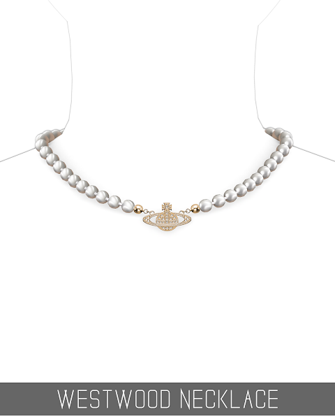 WESTWOOD NECKLACE