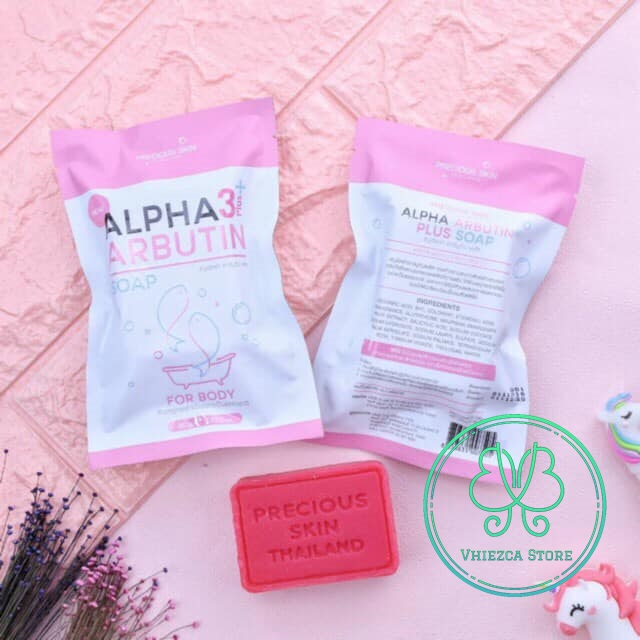 Alpa Arbutin 3 plus Colagen Body Soap
