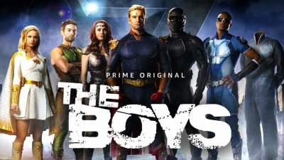 The Boys (2020) Season 1 And 2 Hindi English Telugu Tamil 480p
