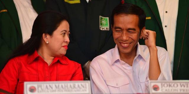 Puan Maharani : Tiga Tahun Jokowi Sukses Sejahterakan Masyarakat
