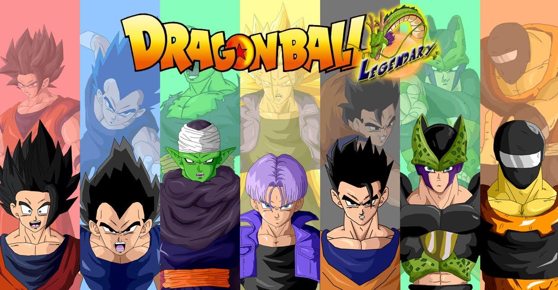 Kết quả hình ảnh cho Dragon Ball Legendary