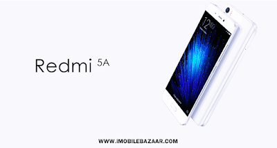 Xiaomi Redmi 5A Box Features & Full Phone Specifications