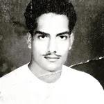 Sudhanshu Pandey father