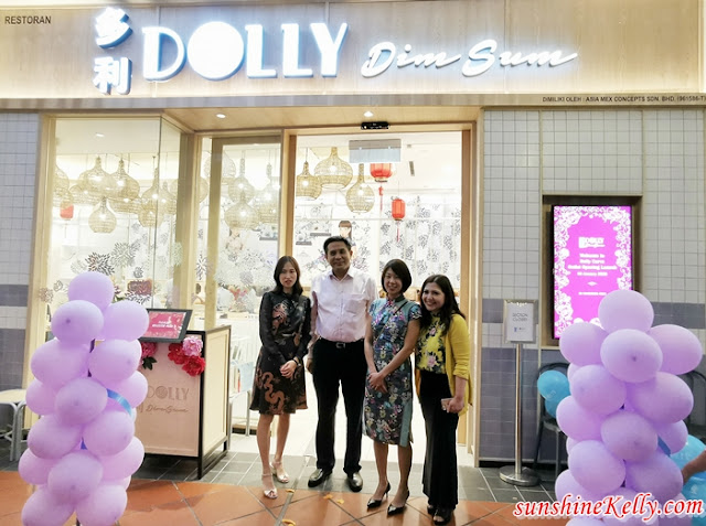 Dolly Dim Sum, The Curve, Mutiara Damansara, Dim Sum, Halal Dim Sum, Food