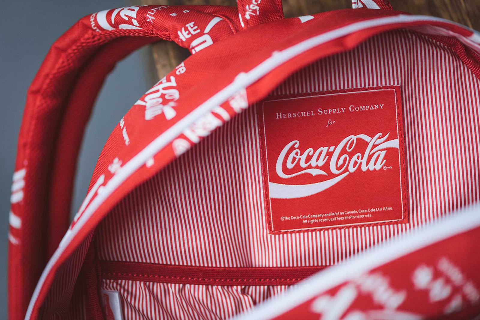 307655d7fb5 David Chiu s Stuff  Herschel Supply for Coca-Cola