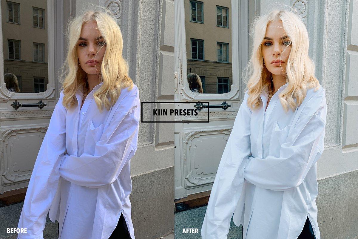 Preset Tone Màu Xanh Bạc Hà Dành Cho Instagram Blogger – Lilac Mint Lightroom Presets (LR, DNG)