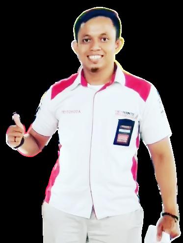 Mustava Toyota Senior Sales Executive - Dealer Mobil Toyota Perintis Medan Sumatra Utara Nanggroe Aceh Darussalam