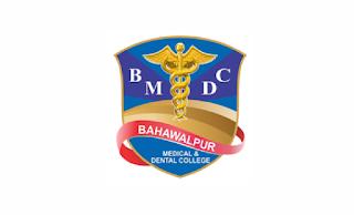 hr@bmdc.com.pk - BMDC Bahawalpur Medical and Dental College Jobs 2021 in Pakistan