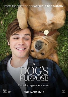 Filme Poster Quatro Vidas de um Cachorro