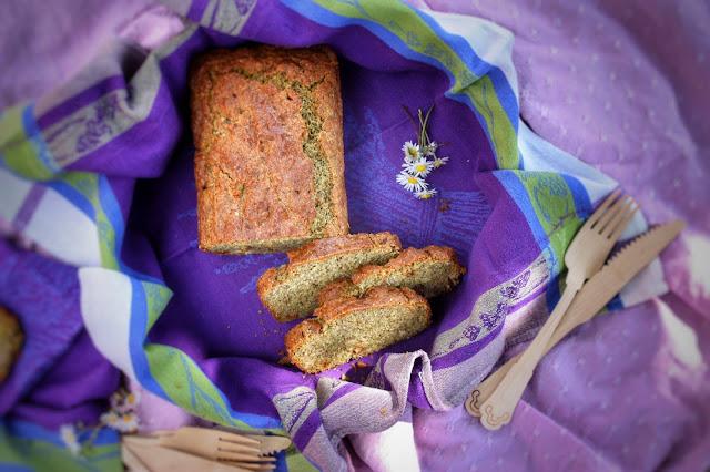 cake salato con farina di farro e piselli , tonno e piselli- gluten free