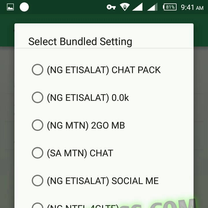 Airtel Free Browsing Cheat Settings For Tweakware v4 7 apk
