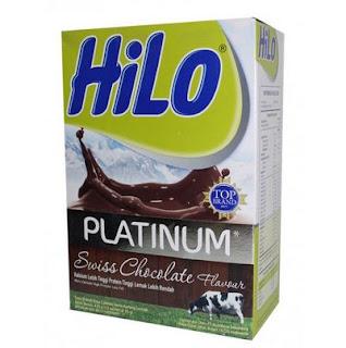 susu hilo platinum, susu peninggi badan, susu peninggi badan harga murah