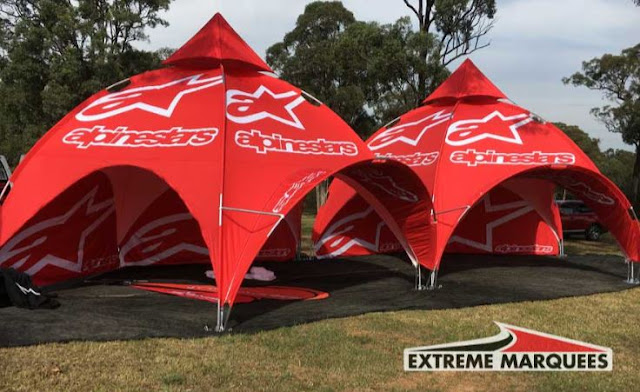 customized event tents for rent