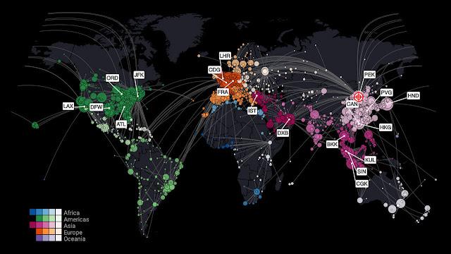Прогноз распространения коронавируса по всему миру