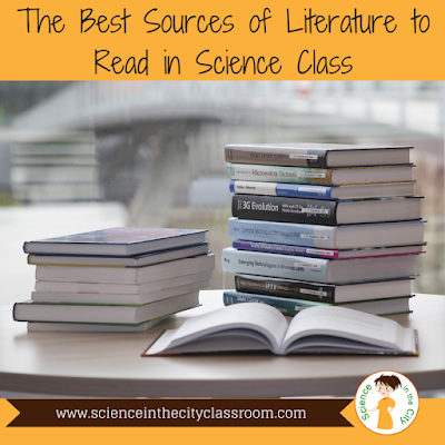 The Best Sources of Literature in Science Class