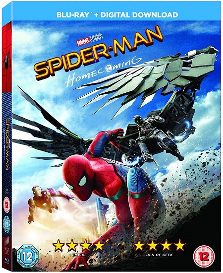 Spider Man: Homecoming (2017) 720p HEVC BluRay x265 Esubs [Dual Audio] [Hindi ORG – English] – 750 MB Download & Watch Online Free