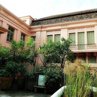 Casa de Cultura Mário Quintana, Porto Alegre - Jardim de Lutzenberger