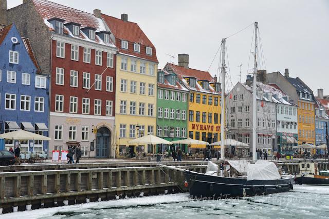 copenhagen, 哥本哈根, 新港運河, Nyhavn