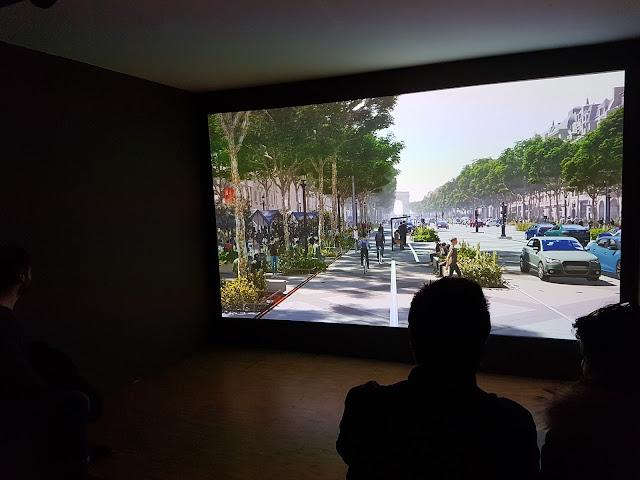 """Rendu du projet """"Vision 2030"""" en Vidéo"""