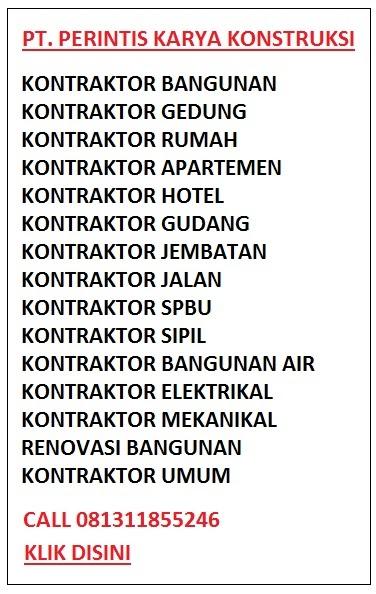 Berikut Tugas Kontraktor Mekanikal Di Jakarta Dilaksanakan Kontraktor