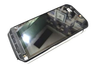 LCD Touchscreen Caterpillar Cat S60 Plus Frame Original 100%