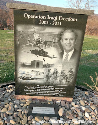 Captain Leon Lock Veterans Memorial Park - Operation Iraqi Freedom