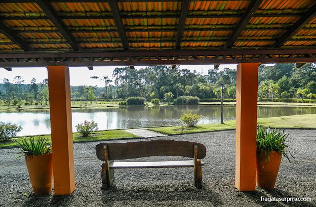 Ózera Hotel Fazenda - Prudentópolis - Paraná