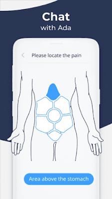 تطبيق Ada – your health companion