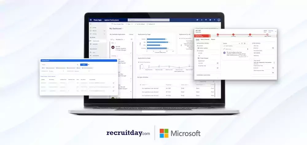 Recruitday Applicant Tracking System
