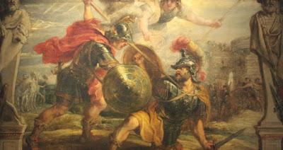 Οι ομηρικοί ήρωες κατακτούν το Λούβρο-Λανς